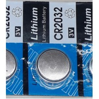 Литиевая батарея CR2032 3V